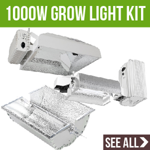 1000 Watt Grow Light Kits