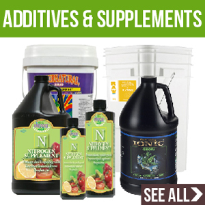 Growth Supplements and Additives