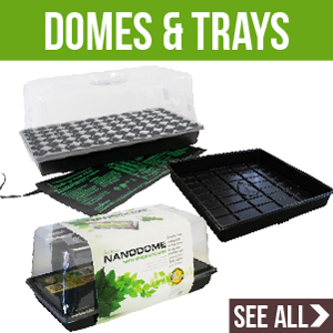 Domes and Trays