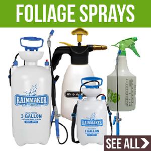 Foliage Sprays