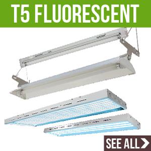 T5 Fluorescent Grow Light Bulbs